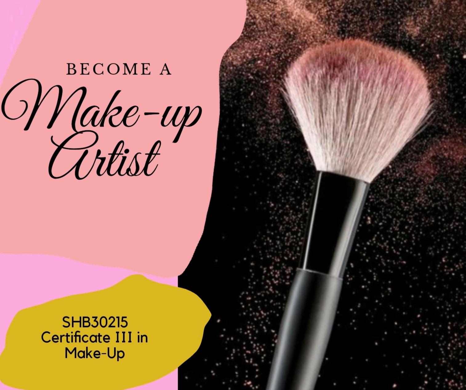 Certificate III in Make-Up