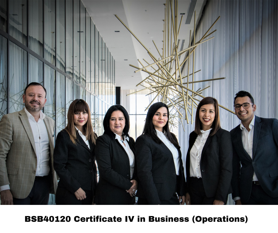 BSB40120 Certificate IV in Business