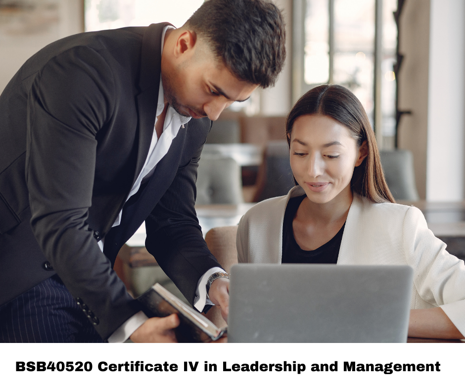 BSB40520 Certificate IV in Leadership and Management