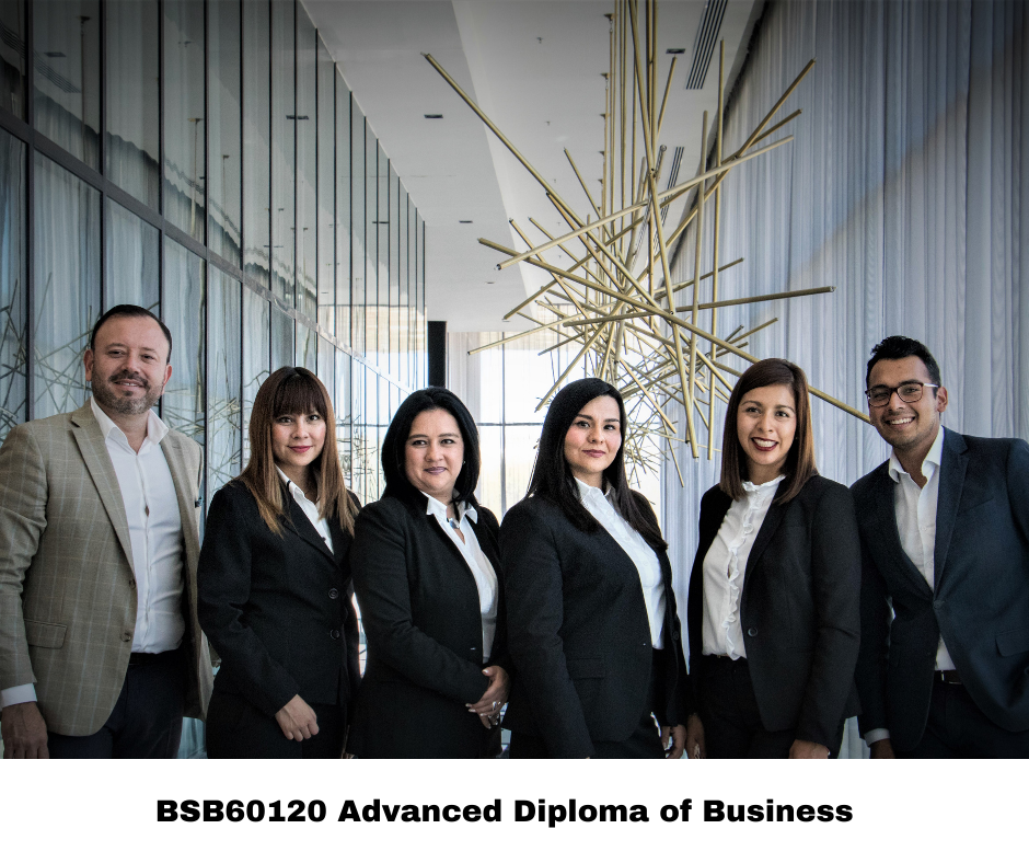 BSB60120 Advanced Diploma of Business