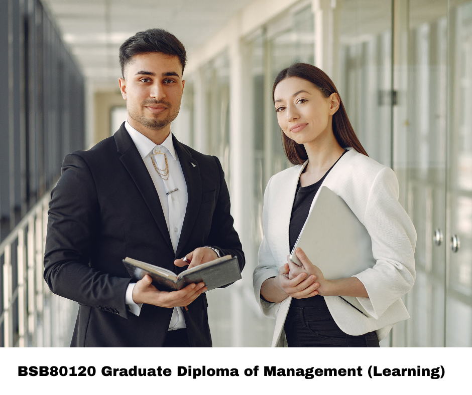 BSB80120 Graduate Diploma of Management (Learning)