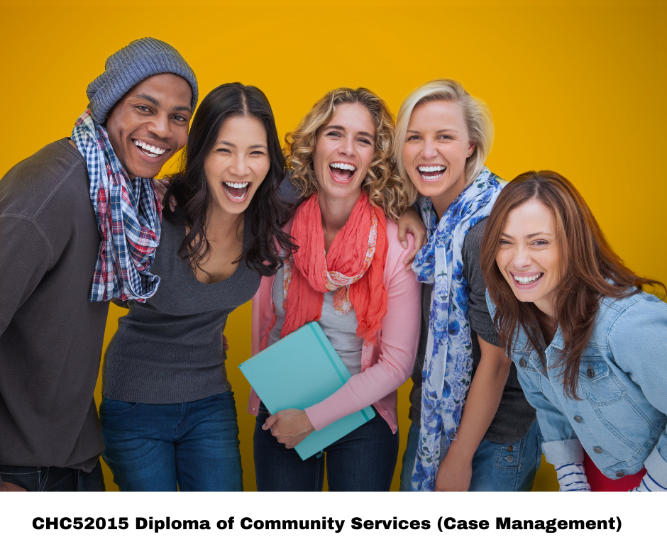 CHC52015 Diploma of Community Services